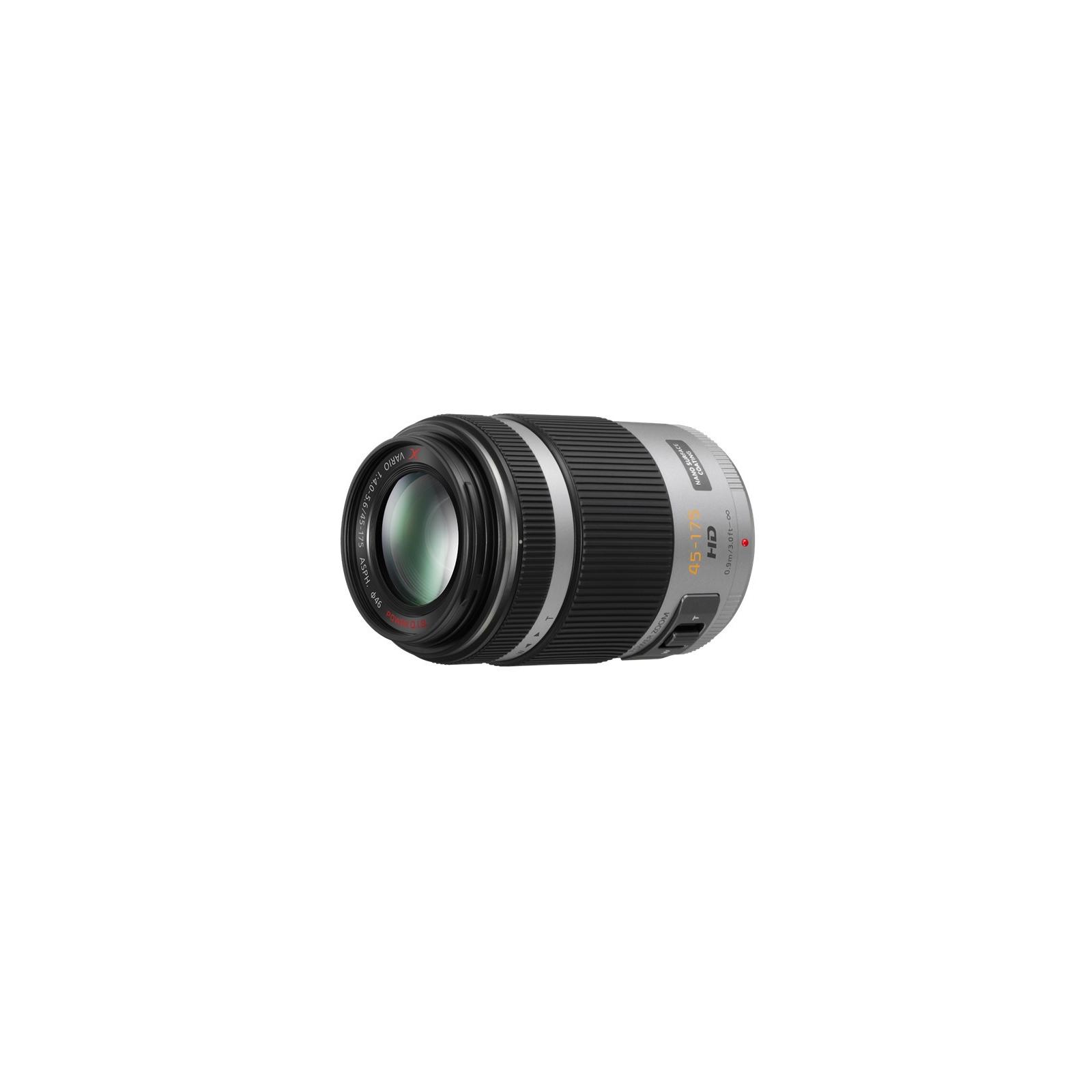 Объектив PANASONIC Micro 4/3 Lens 45-175 mm F4-5.6 Silver (H-PS45175E-S) изображение 3