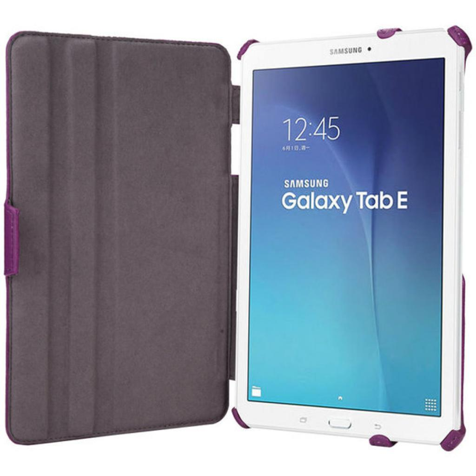 Чехол для планшета AirOn для Samsung Galaxy Tab E 9.6 vio (4822352776329) изображение 8