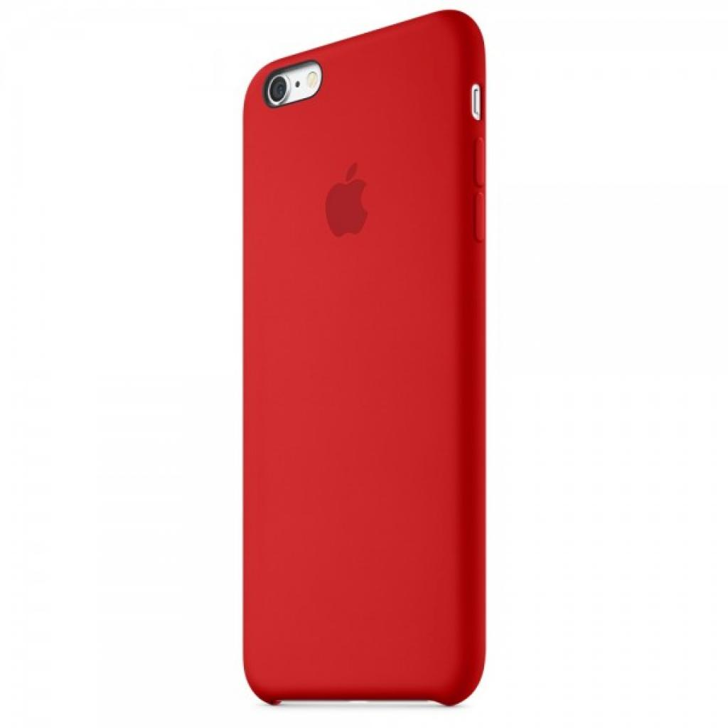 Чехол для моб. телефона Apple для iPhone 6 Plus/6s Plus PRODUCT(RED) (MKXM2ZM/A) изображение 2
