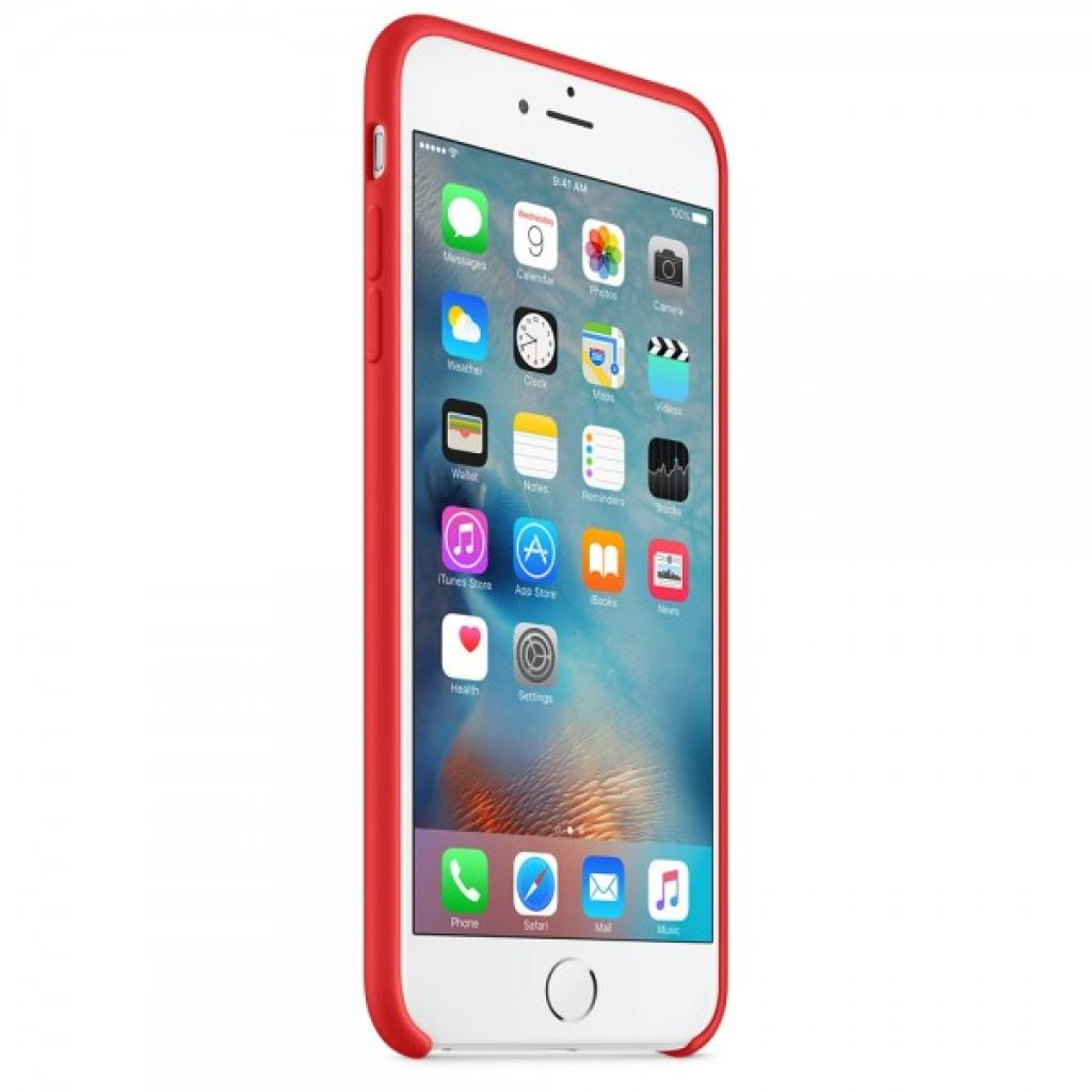 Чехол для моб. телефона Apple для iPhone 6 Plus/6s Plus PRODUCT(RED) (MKXM2ZM/A) изображение 3