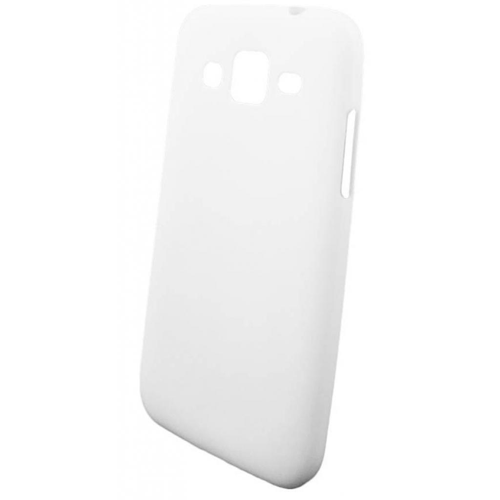 Чехол для моб. телефона GLOBAL для Samsung G360/G361 Galaxy Core Prime (белый) (1283126467554)