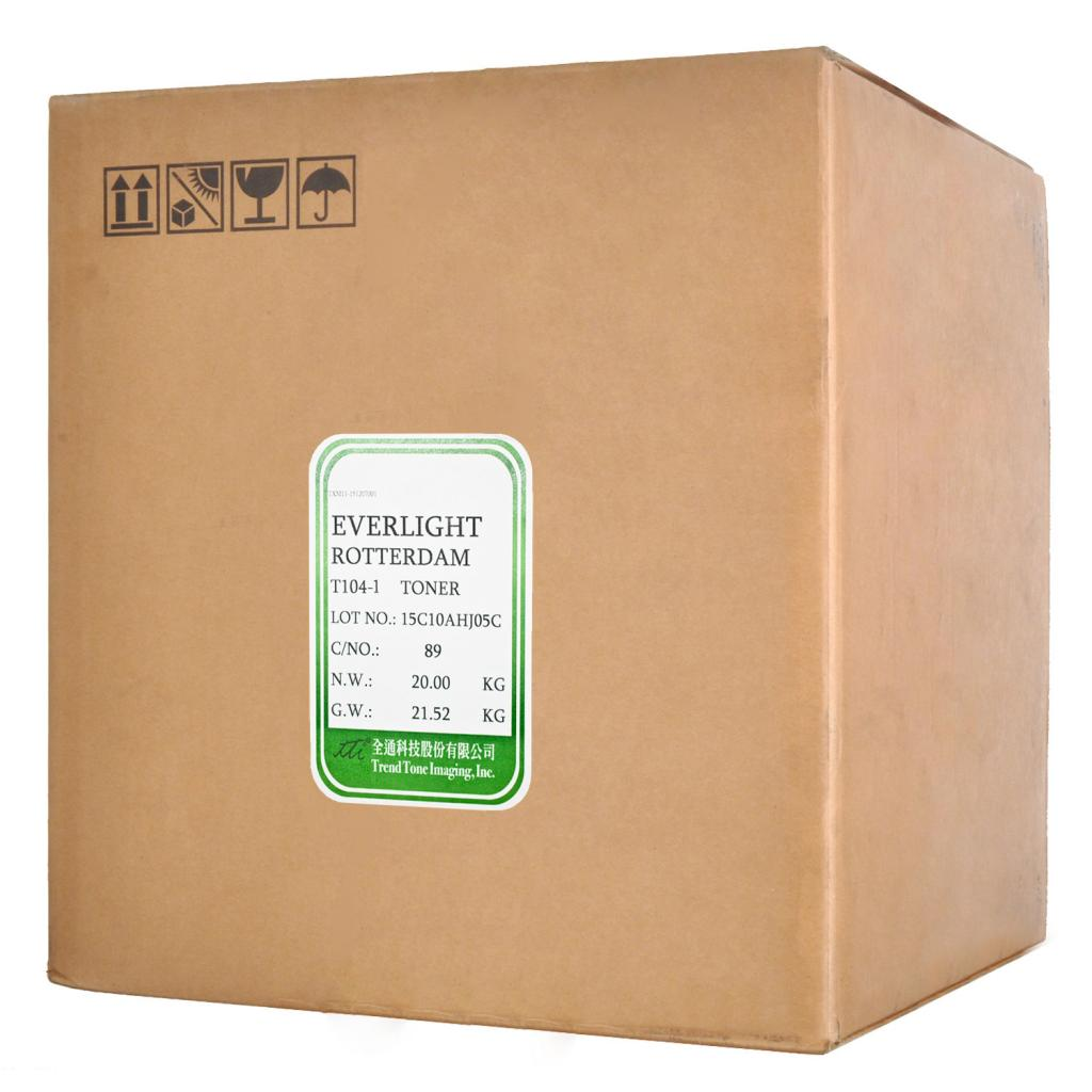 Тонер HP LJ1100/5L (2x10 кг) TTI (T104-1-20)