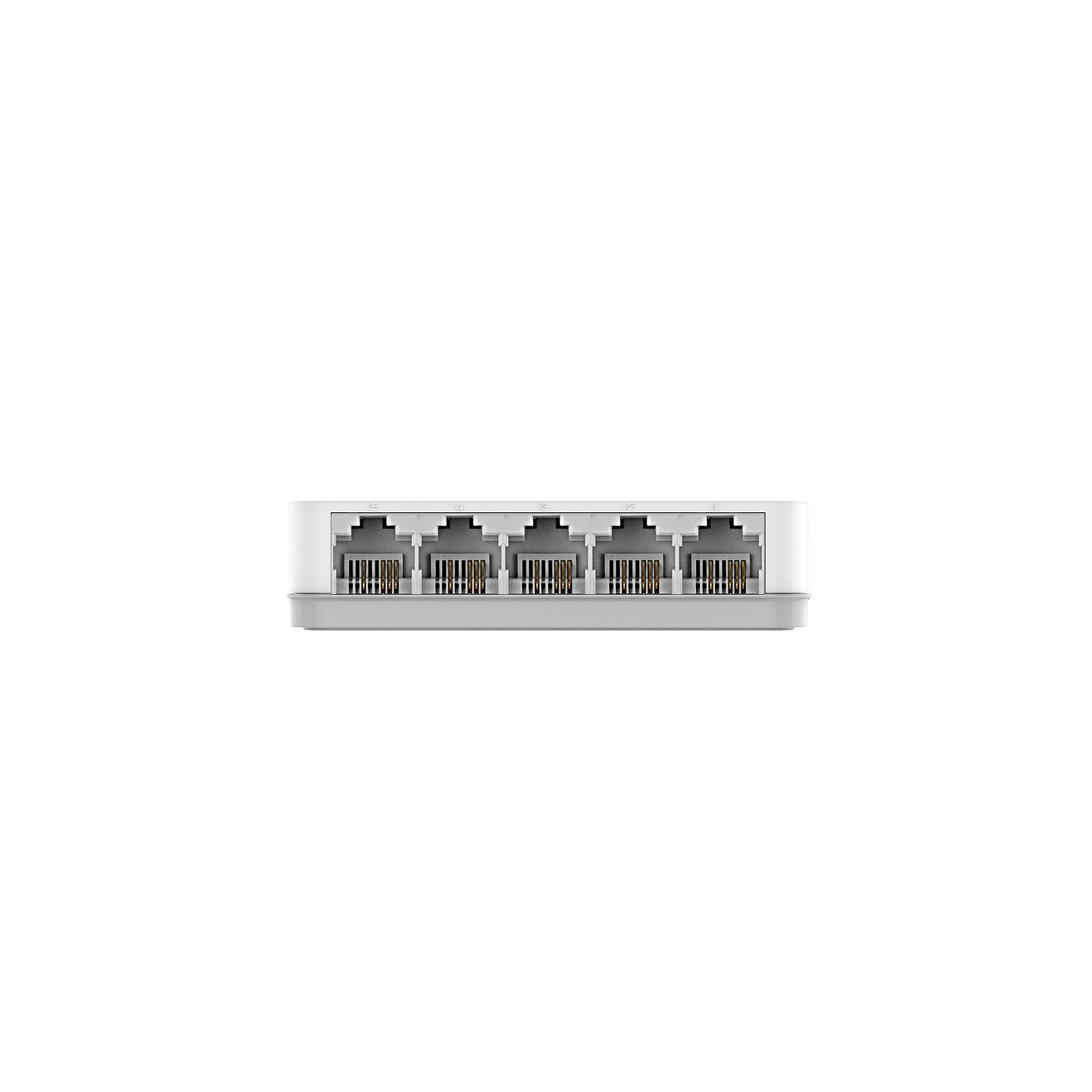 Коммутатор сетевой D-Link DES-1005C изображение 2