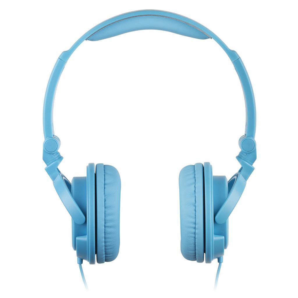 Наушники KitSound KS iD On-Ear Headphones with In-Line Mic Blue (KSIDBL) изображение 2