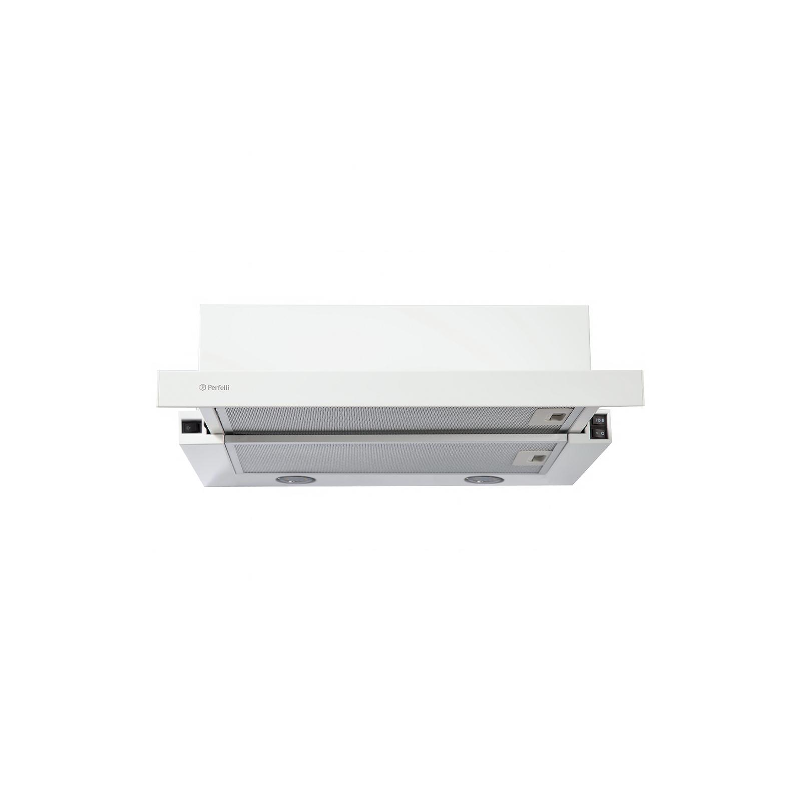 Вытяжка кухонная PERFELLI TL 6612 W LED изображение 2