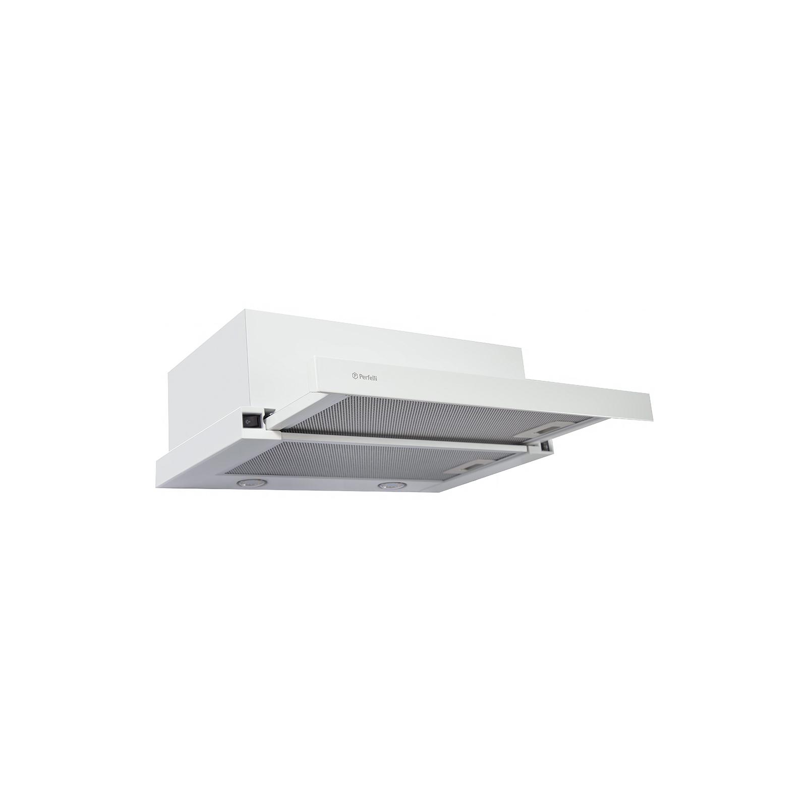 Вытяжка кухонная PERFELLI TL 6612 W LED