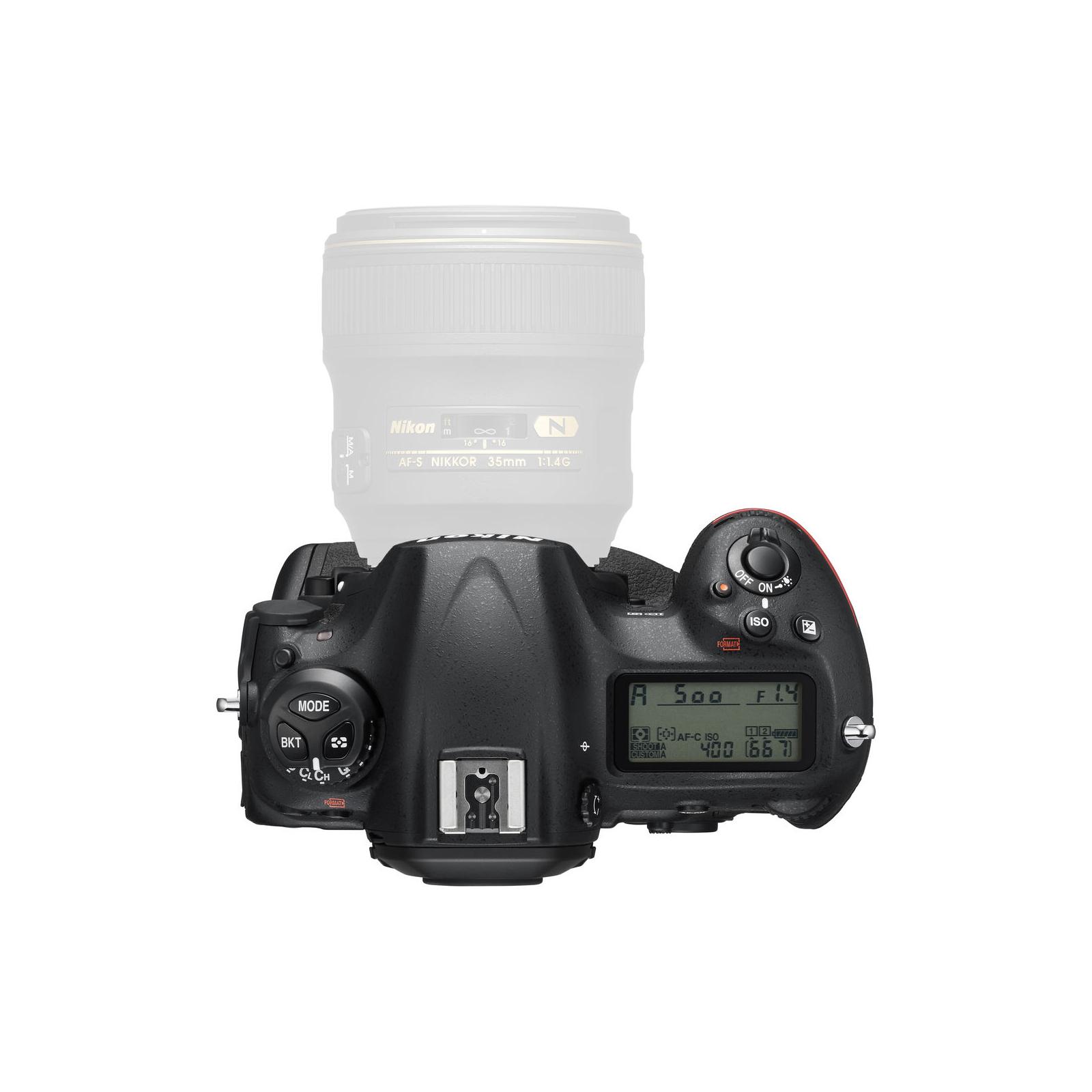 Цифровой фотоаппарат Nikon D5 body (VBA460BE) изображение 5