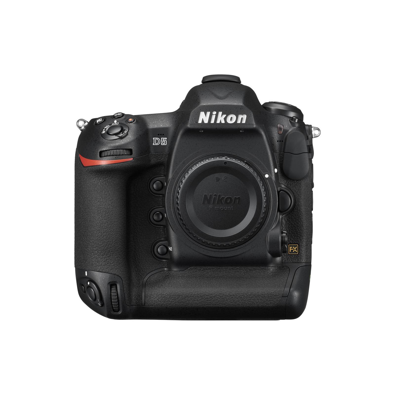Цифровой фотоаппарат Nikon D5 body (VBA460BE)