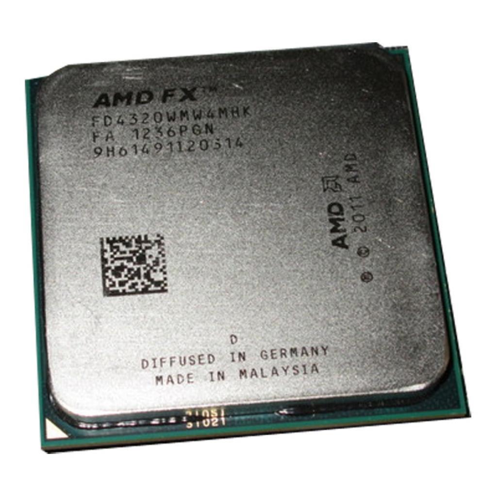 Процессор AMD FX-4320 (FD4320WMW4MHK)