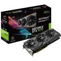 Видеокарта ASUS GeForce GTX1070 8192Mb ROG STRIX GAMING (STRIX-GTX1070-8G-GAMING)