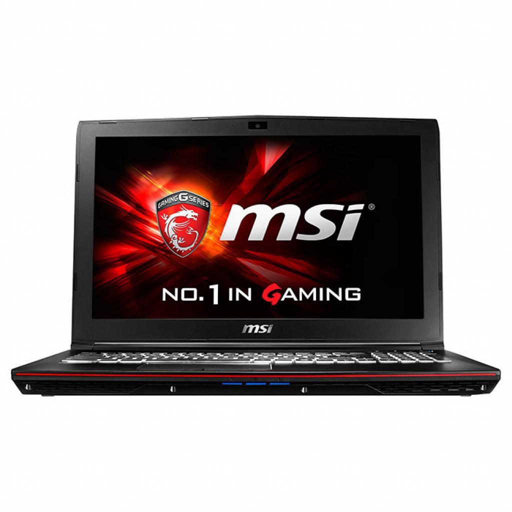 Ноутбук MSI GP72-7QF (GP727QF-1042XUA)