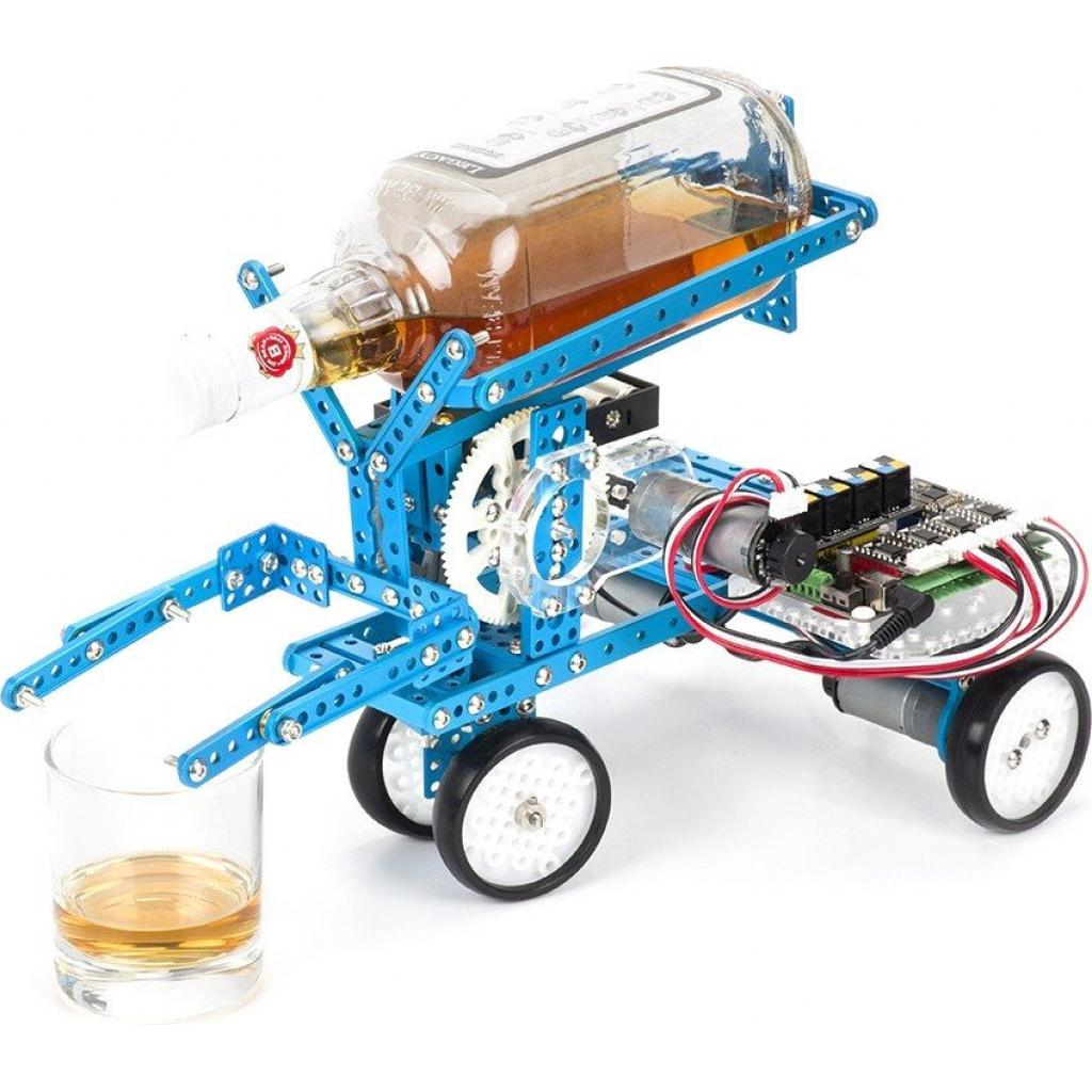 Робот Makeblock Ultimate v2.0 Robot Kit (09.00.40) изображение 8