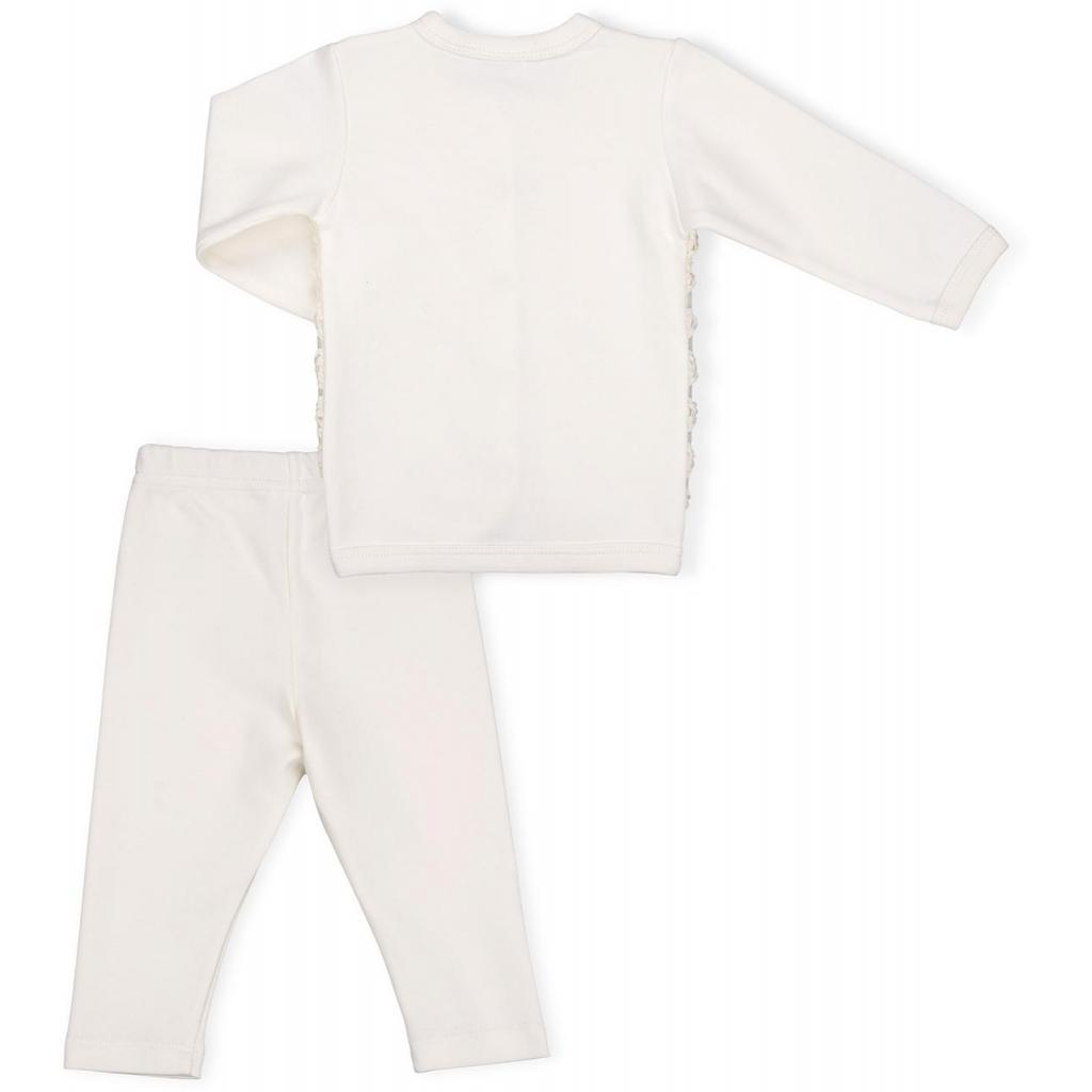 Набор детской одежды Интеркидс с розочками (2364-74G-beige) изображение 4