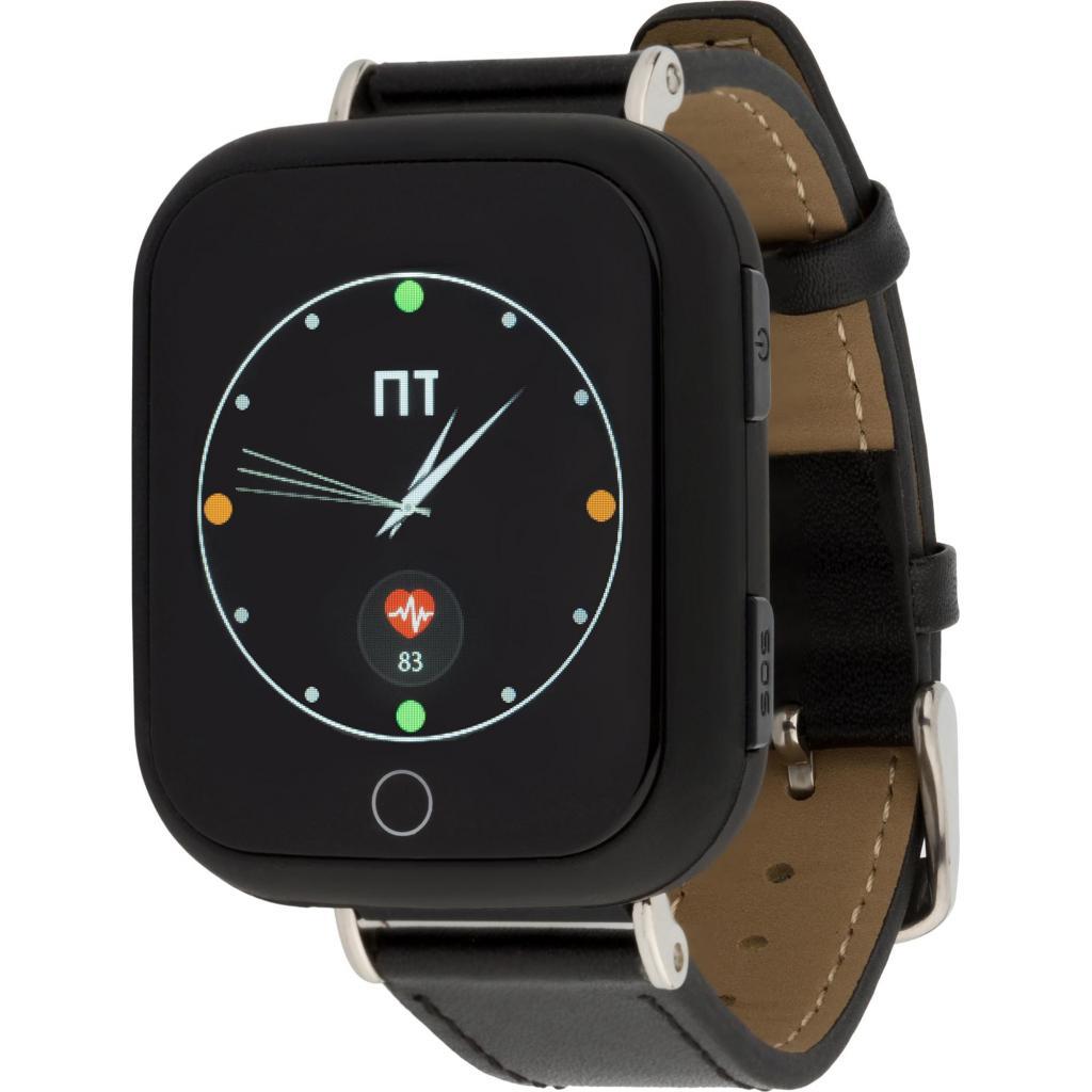 Смарт-годинник ATRIX iQ900 Touch GPS black ціни в Києві та Українi ... 42a0c1aef17e1