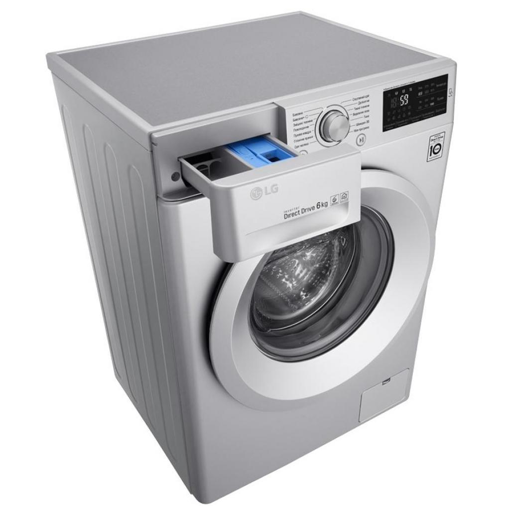 Стиральная машина LG F0J5NN4L изображение 10