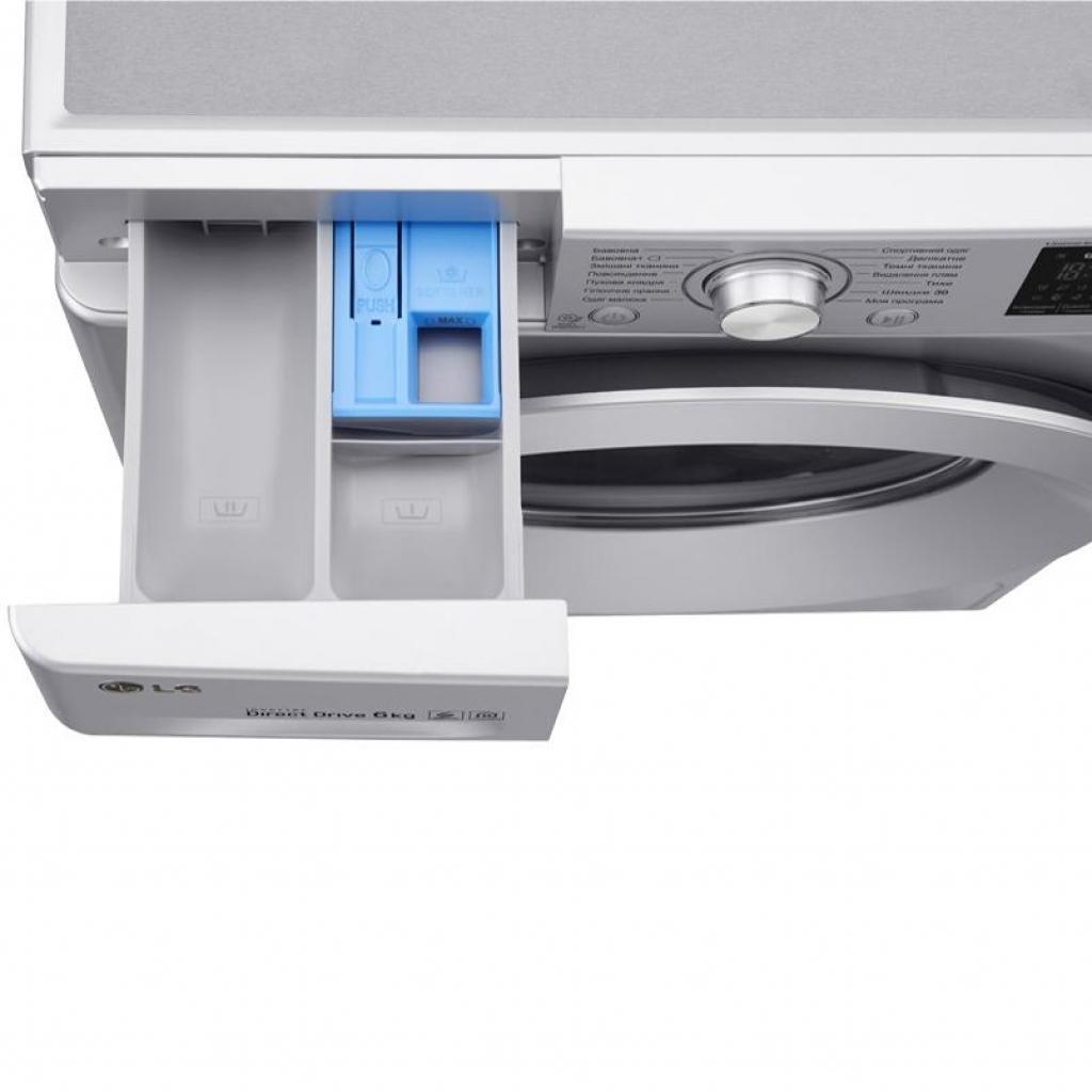 Стиральная машина LG F0J5NN4L изображение 9