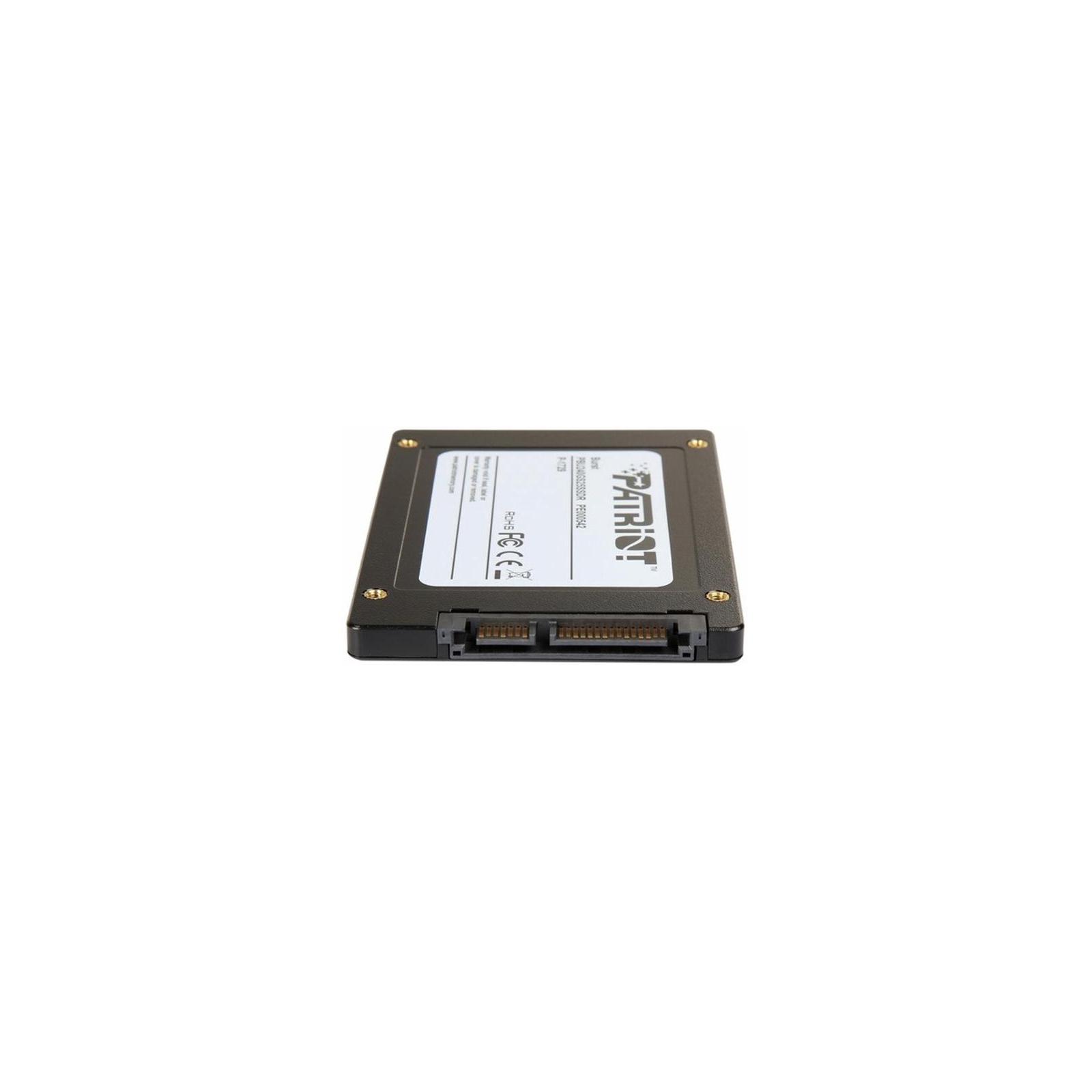 """Накопитель SSD 2.5"""" 120GB Patriot (PBU120GS25SSDR) изображение 4"""