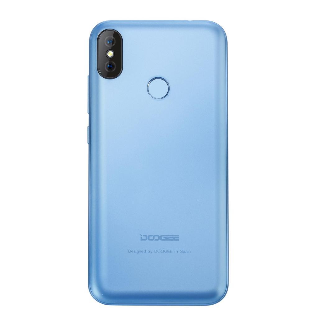 Мобильный телефон Doogee X70 Blue (6924351667429) изображение 2