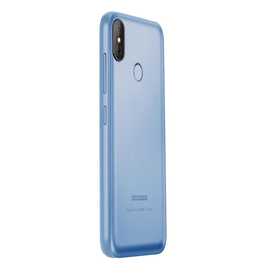Мобильный телефон Doogee X70 Blue (6924351667429) изображение 4