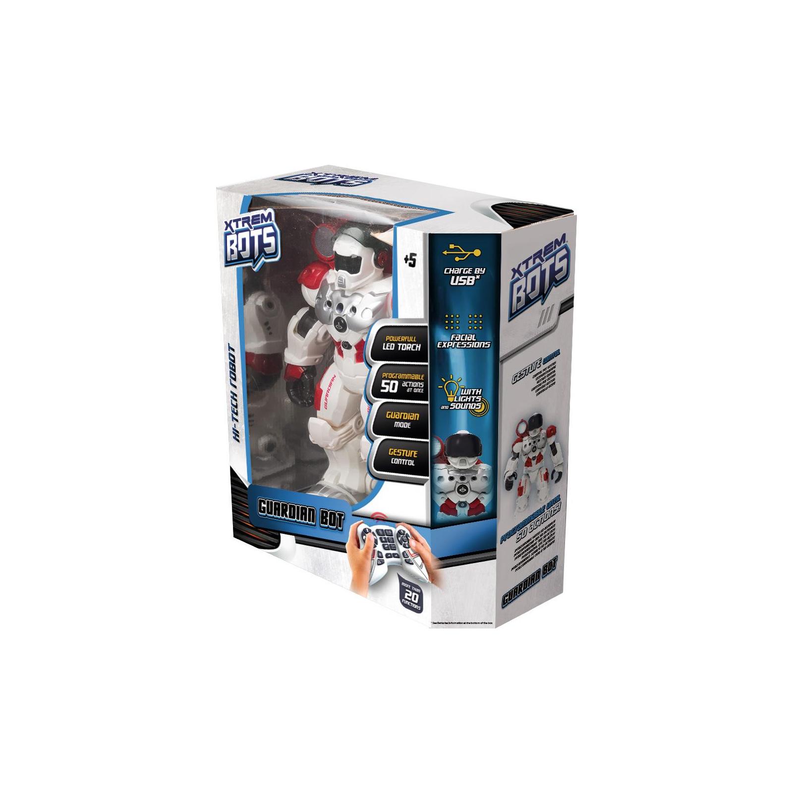 Интерактивная игрушка Blue Rocket робот Защитник (XT380771) изображение 6