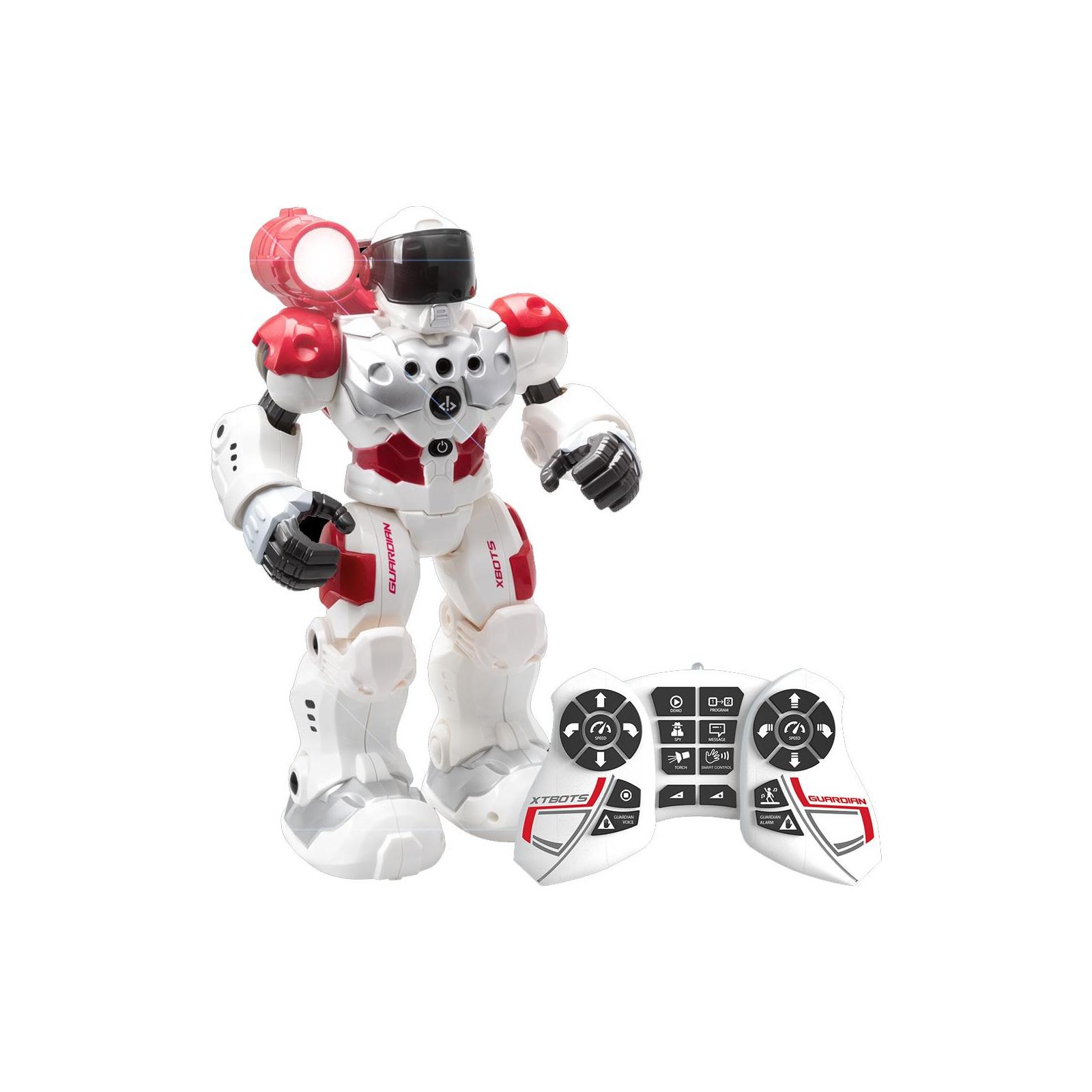 Интерактивная игрушка Blue Rocket робот Защитник (XT380771)