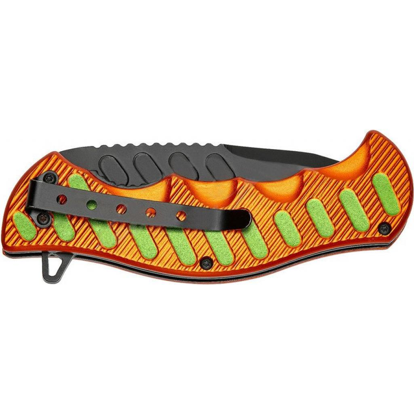 Нож Skif Plus Funster Black/Orange (H-K2010053OGR) изображение 4