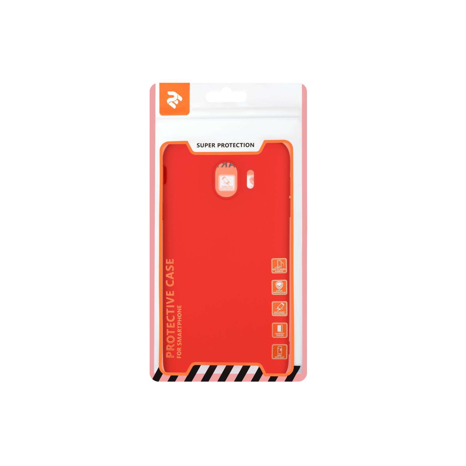 Чохол до моб. телефона 2E Samsung Galaxy J4 2018 (J400) , Soft touch, Red (2E-G-J4-18-NKST-RD) зображення 3