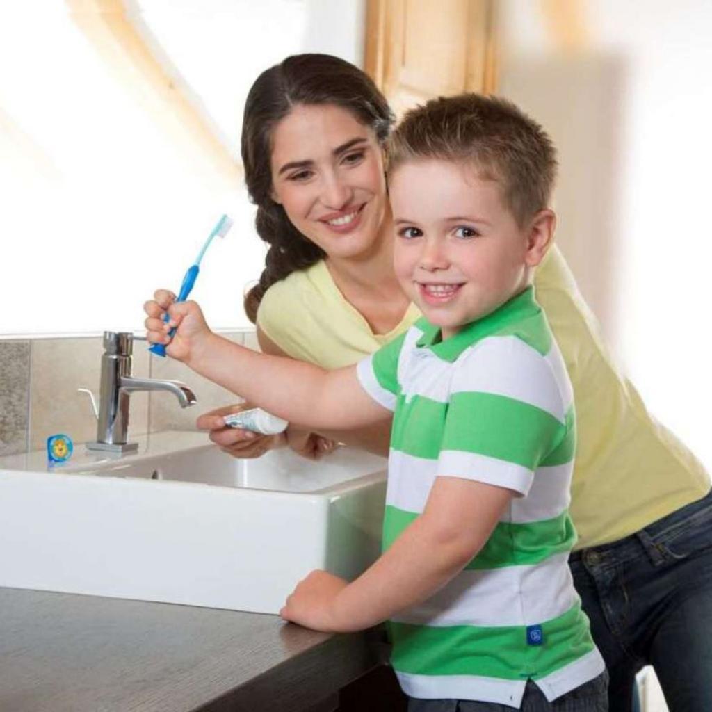 Детская зубная щетка Chicco Зеленая (2900990799879) (09079.20.20) изображение 2