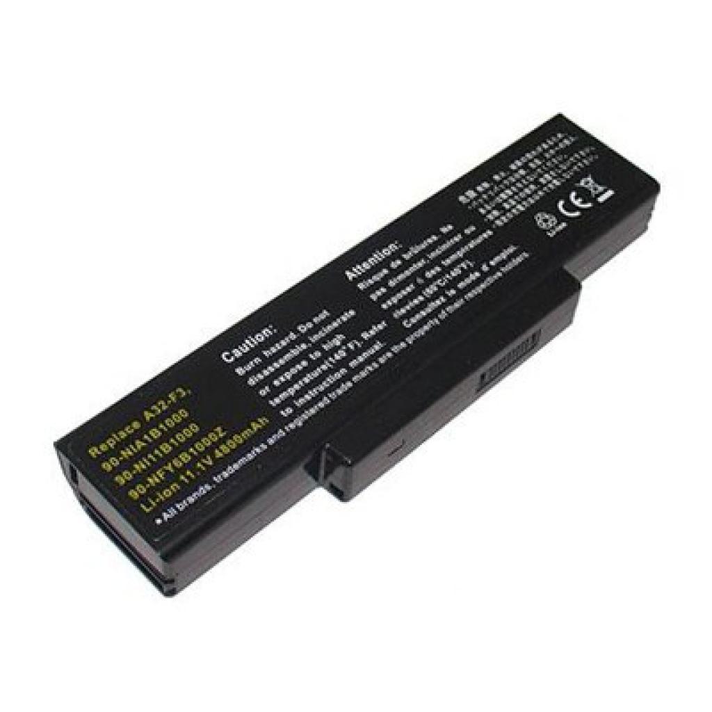 Аккумулятор для ноутбука ASUS A32-F3 Drobak (104847)