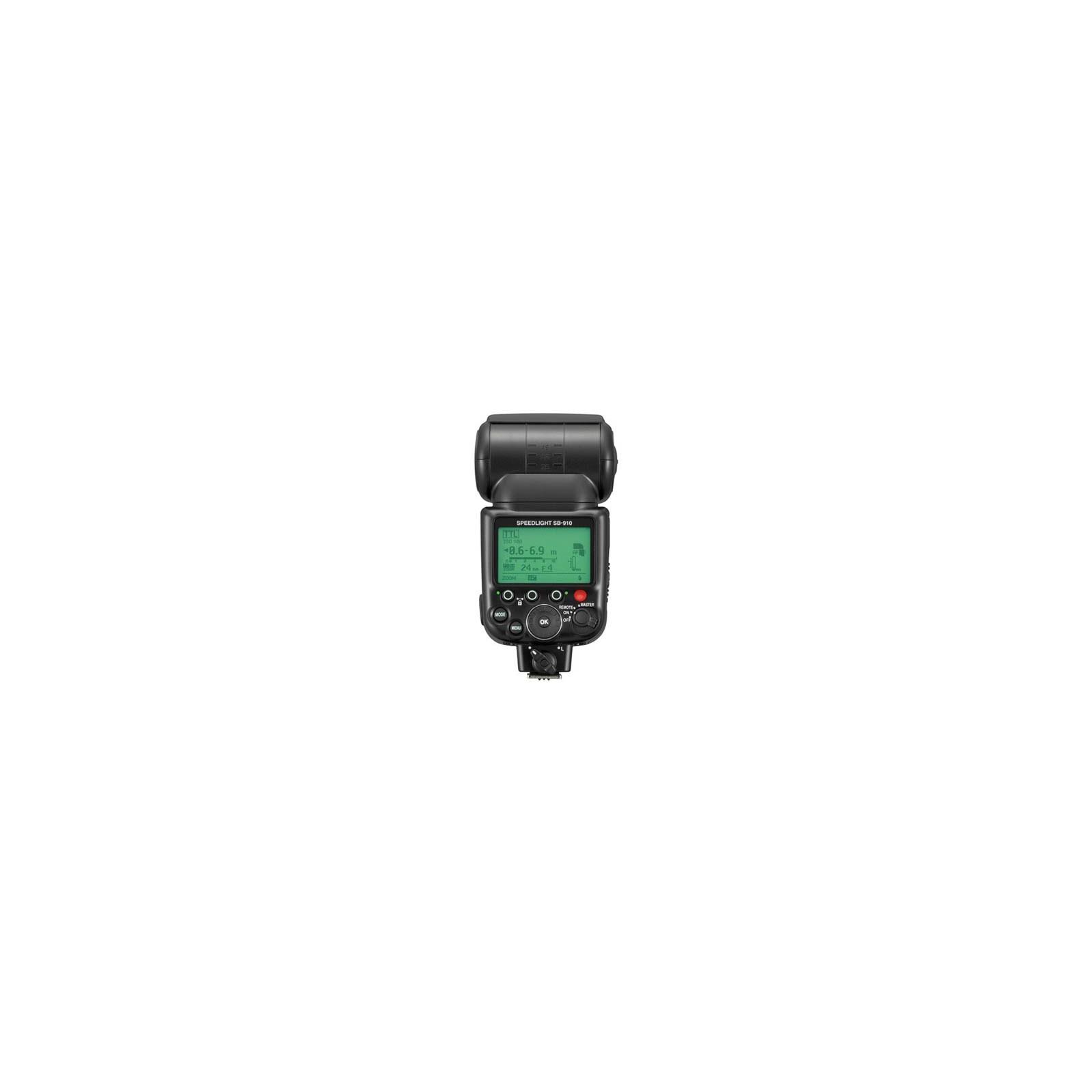 Вспышка Speedlight SB-910 Nikon (FSA04001) изображение 2