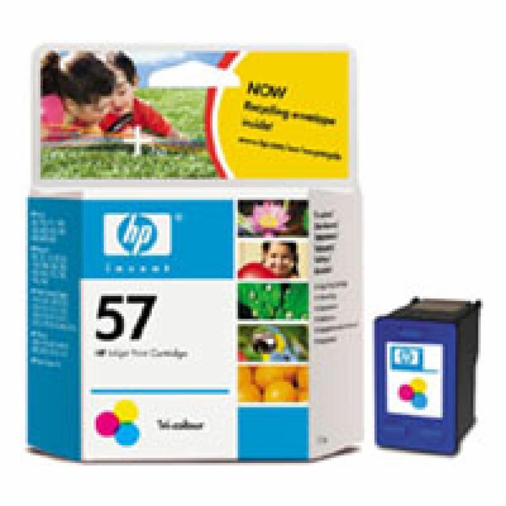 Картридж HP DJ No. 57 Color \2-pack (C9503AE)