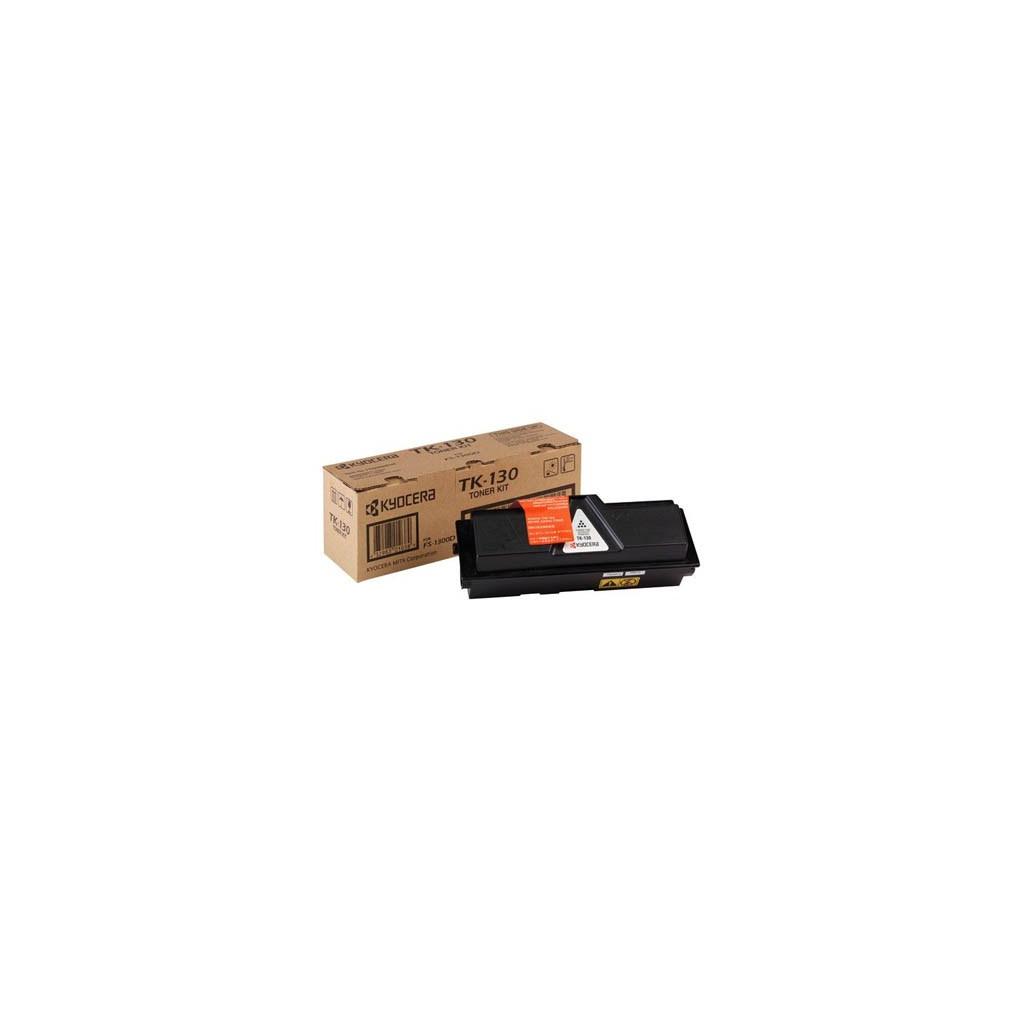 Тонер-картридж Kyocera TK-130 (для FS-1300D) (1T02HS0EU0)