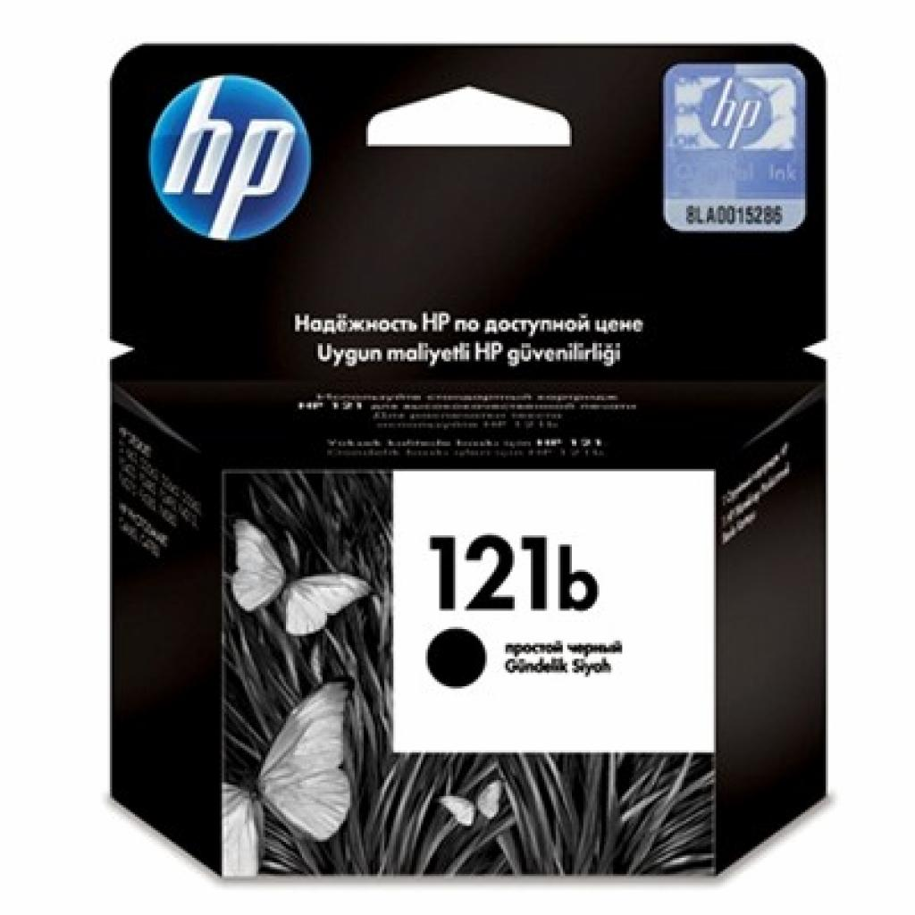 Картридж HP DJ No.121 D2563/F4283 black simple (CC636HE)