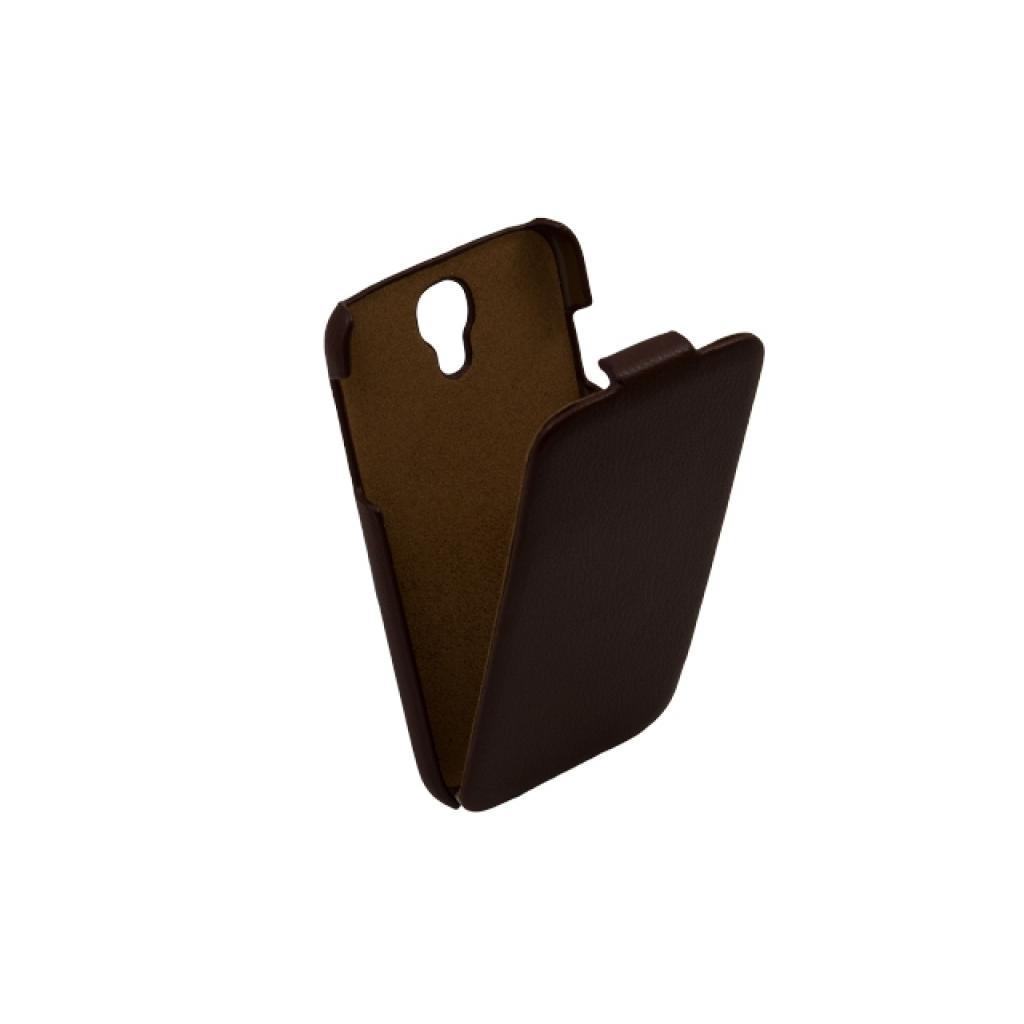 Чехол для моб. телефона Drobak для Samsung I9500 Galaxy S4 /Business-flip Brown (215244) изображение 2