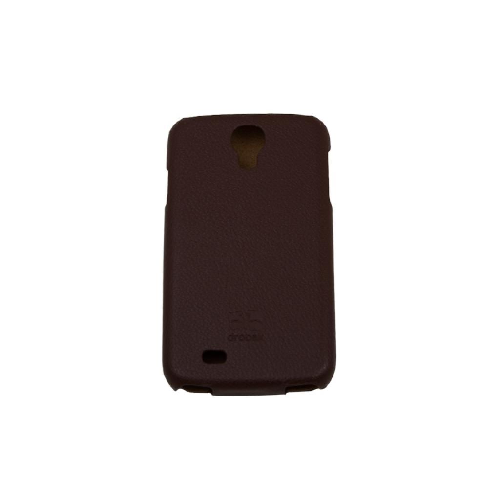 Чехол для моб. телефона Drobak для Samsung I9500 Galaxy S4 /Business-flip Brown (215244) изображение 3