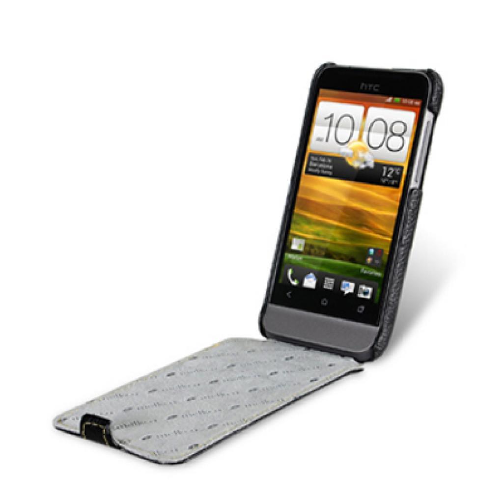 Чехол для моб. телефона Melkco для HTC One V black (O2ONEVLCJT1BKLC) изображение 4