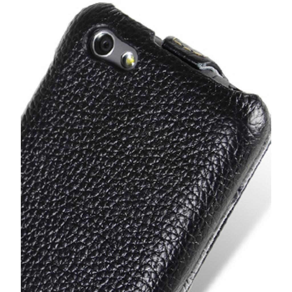 Чехол для моб. телефона Melkco для HTC One V black (O2ONEVLCJT1BKLC) изображение 7