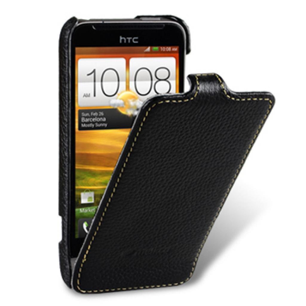 Чехол для моб. телефона Melkco для HTC One V black (O2ONEVLCJT1BKLC)