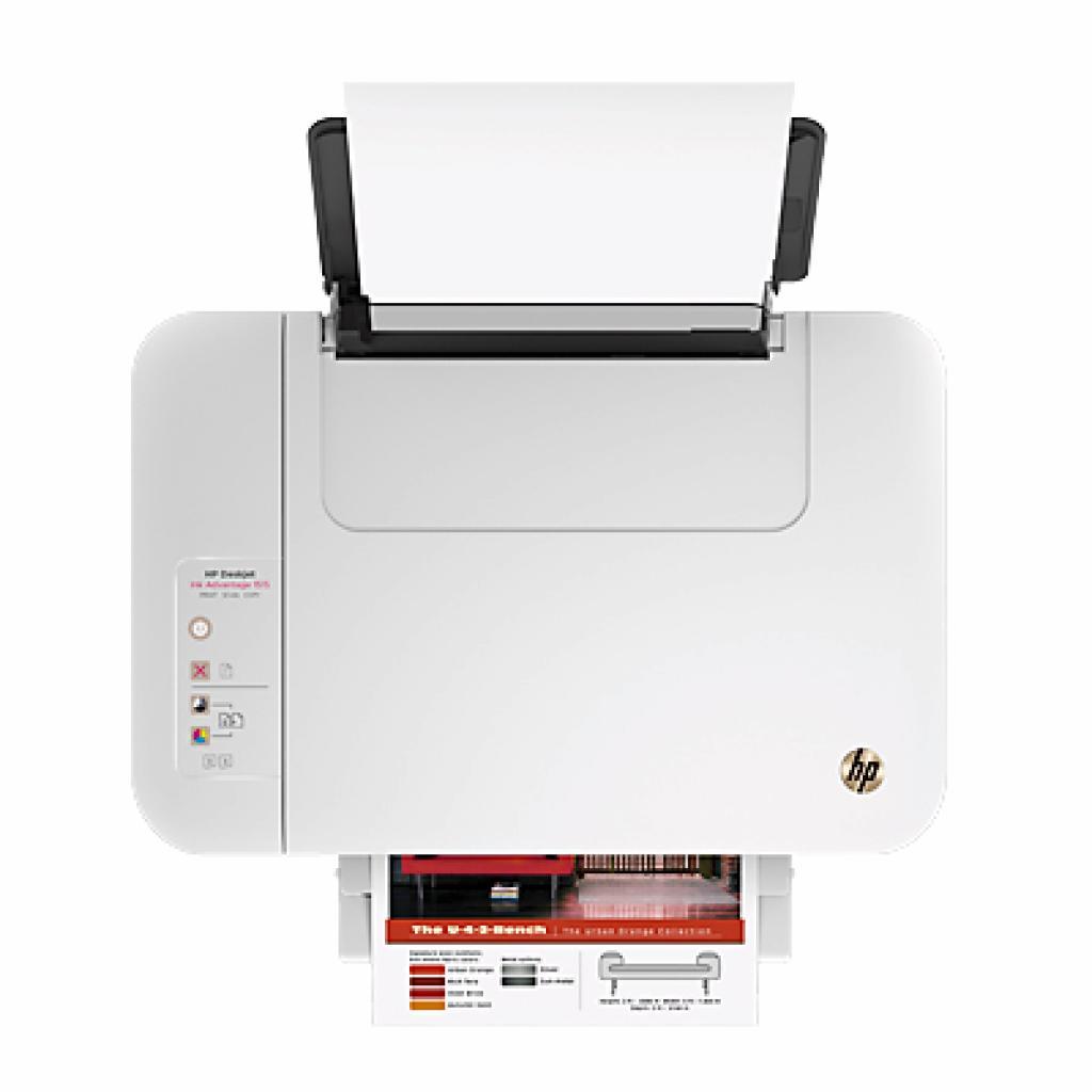 Многофункциональное устройство HP DJ Ink Advantage 1515 (B2L57C) изображение 5