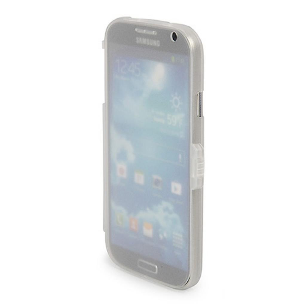 Чехол для моб. телефона Tucano для Samsung Galaxy S4 /Pronto booklet/Transparente (SG4PR-TR) изображение 2