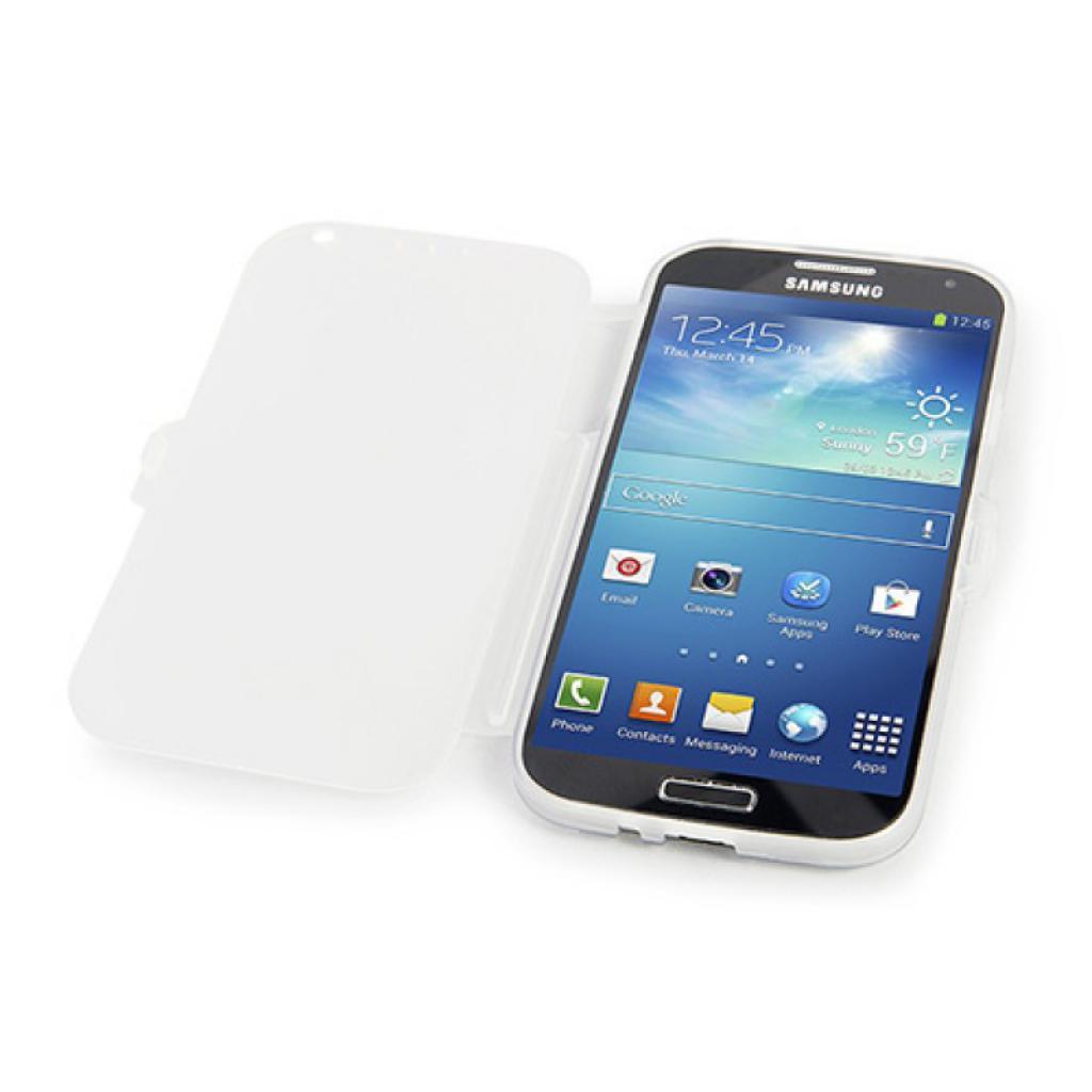 Чехол для моб. телефона Tucano для Samsung Galaxy S4 /Pronto booklet/Transparente (SG4PR-TR) изображение 3