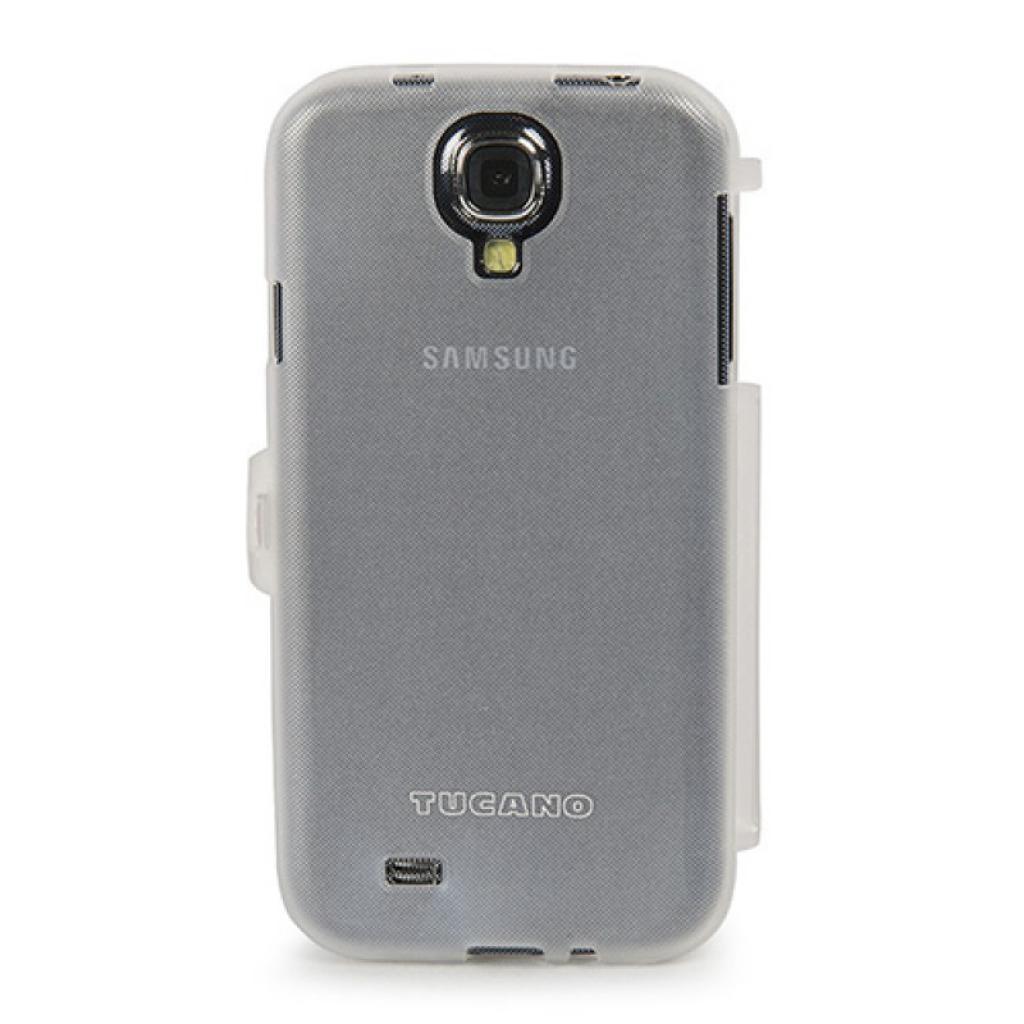 Чехол для моб. телефона Tucano для Samsung Galaxy S4 /Pronto booklet/Transparente (SG4PR-TR) изображение 4