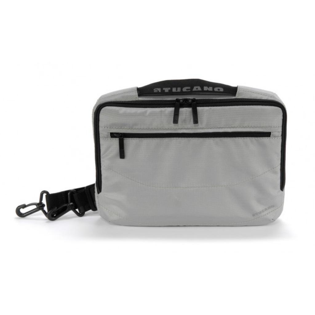 """Сумка для ноутбука Tucano 10"""" Slim case/Silver (BNW10-SL) изображение 6"""