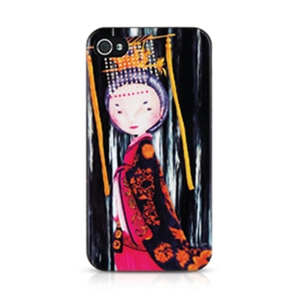 Чехол для моб. телефона ODOYO iPhone 4/4s X A.JIN LEADERSHIP (PH393LP)