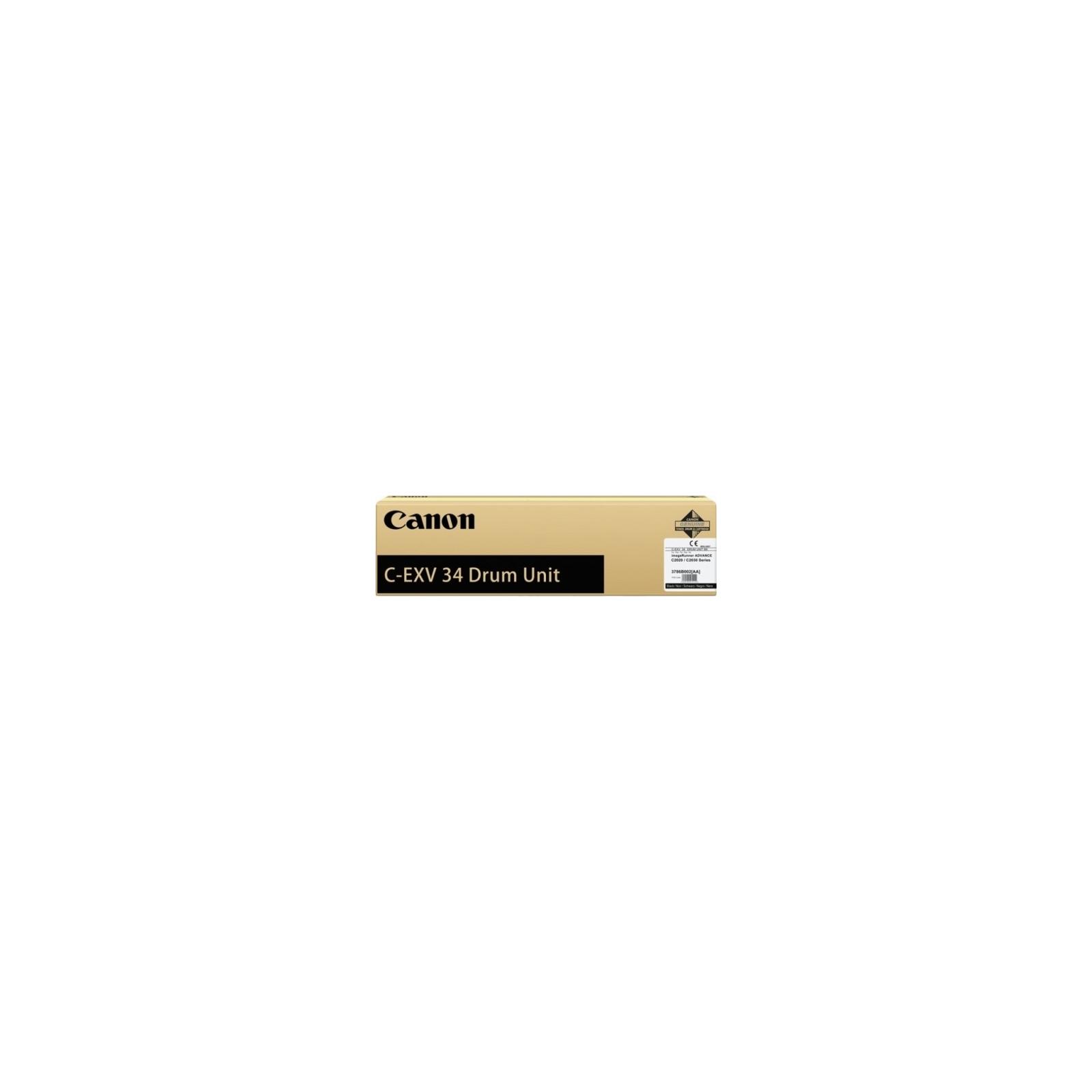 Оптический блок (Drum) Canon C-EXV34 Black (3786B003BA)