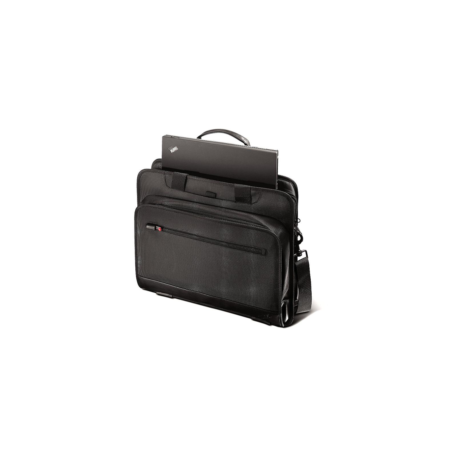 Сумка для ноутбука Lenovo 15.4 ThinkPad Business Topload Case (43R2476) изображение 2