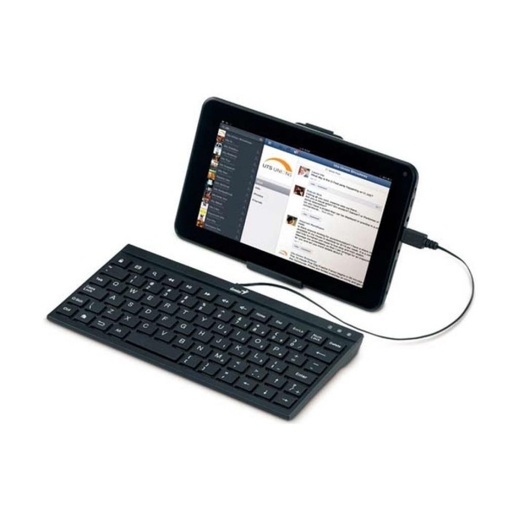 Клавиатура Genius LuxePad A110 Micro USB for Android (31310060110) изображение 3