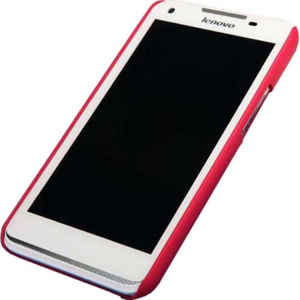 Чехол для моб. телефона NILLKIN для Lenovo S880 /Super Frosted Shield/Red (6100811) изображение 3
