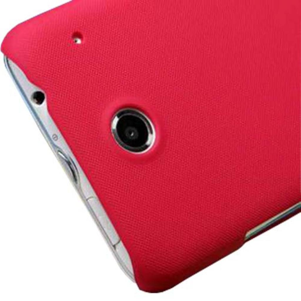 Чехол для моб. телефона NILLKIN для Lenovo S880 /Super Frosted Shield/Red (6100811) изображение 4