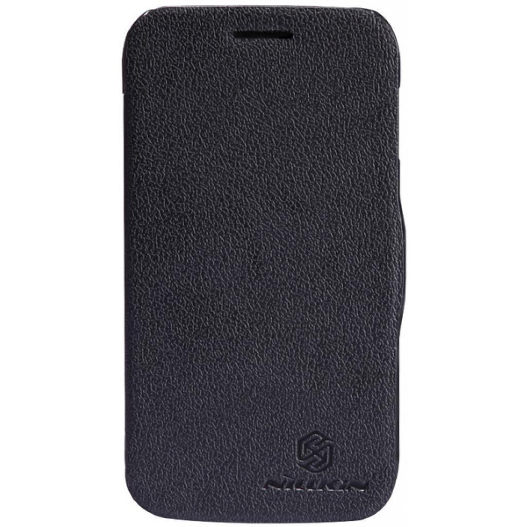 Чехол для моб. телефона NILLKIN для Samsung S7272 /Fresh/ Leather/Black (6076973)